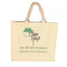 Udyog Green House Natural Jute shopping bag 454