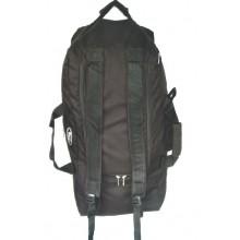 Udyog Black Racksack Travel Bag with Trolley 580