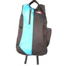 Udyog  Black & Blue Backpack 597-3A