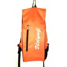 Udyog   Orange  Backpack 598A-1