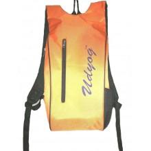 Udyog   Orange  Backpack 598A