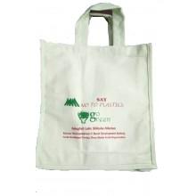 Udyog Canvas GO GREEN shopping bag 637A