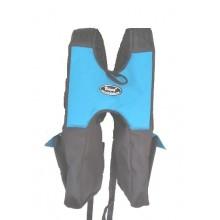 Udyog Split Backpack Blue 647