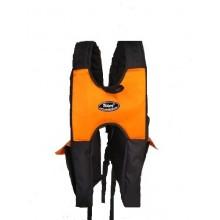 Udyog Split Backpack Orange 647