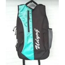 Udyog  Black & Green  Backpack 597-4
