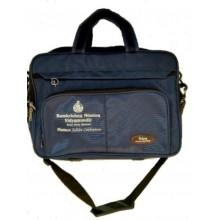 Udyog Ramkrishna Mission Blue Laptop Office bag 531 A