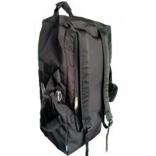 UBD Black Racksack Travel Bag with Trolley 580