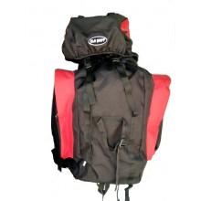 UBD Platina Black & Red Ruck sack 626