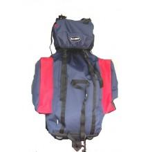 UBD Platina Red & Blue Ruck sack 626